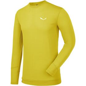 SALEWA Pedroc PTC LS Tee Herren kamille yellow